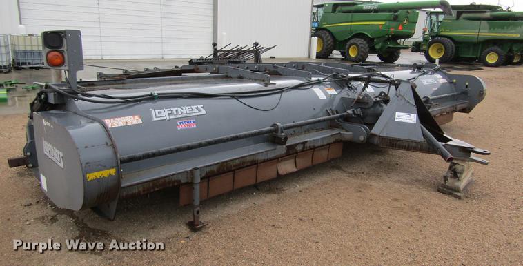 Loftness 240WW44P346 flail mower