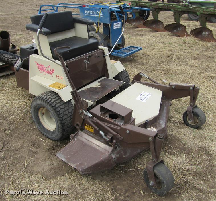 Grasshopper 1212 lawn mower