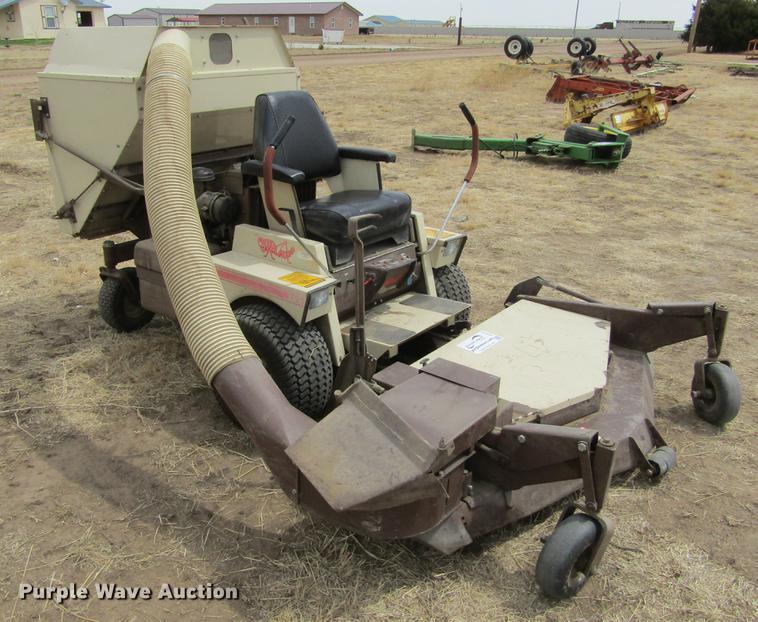 Grasshopper 721 lawn mower