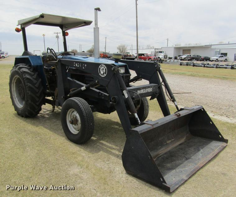 Long 2360 tractor