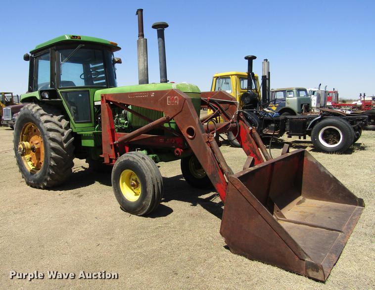 1976 John Deere 4430 tractor