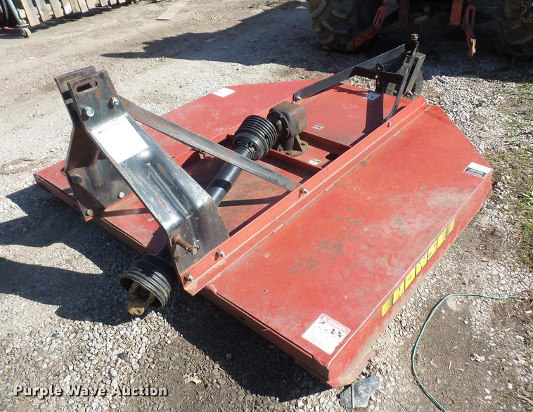 Howse 601S rotary mower