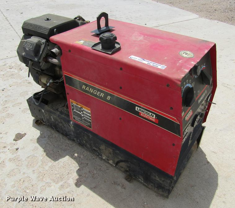 Lincoln Electric Ranger 8 welder/generator