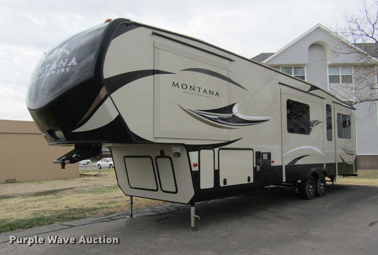 2017 Montana High Country HM379RD camper