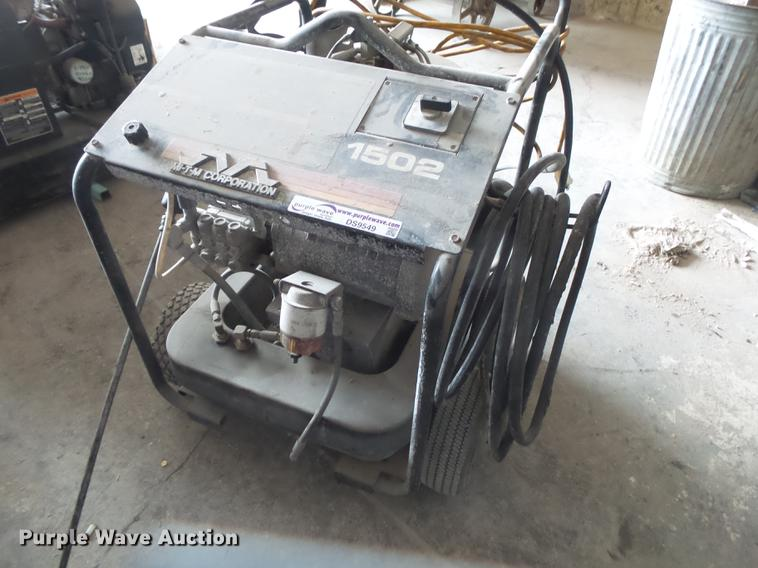 MTM 1502 hot pressure washer