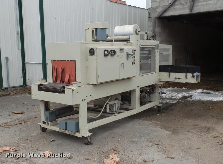 Arpac 10520SP shrink wrap machine