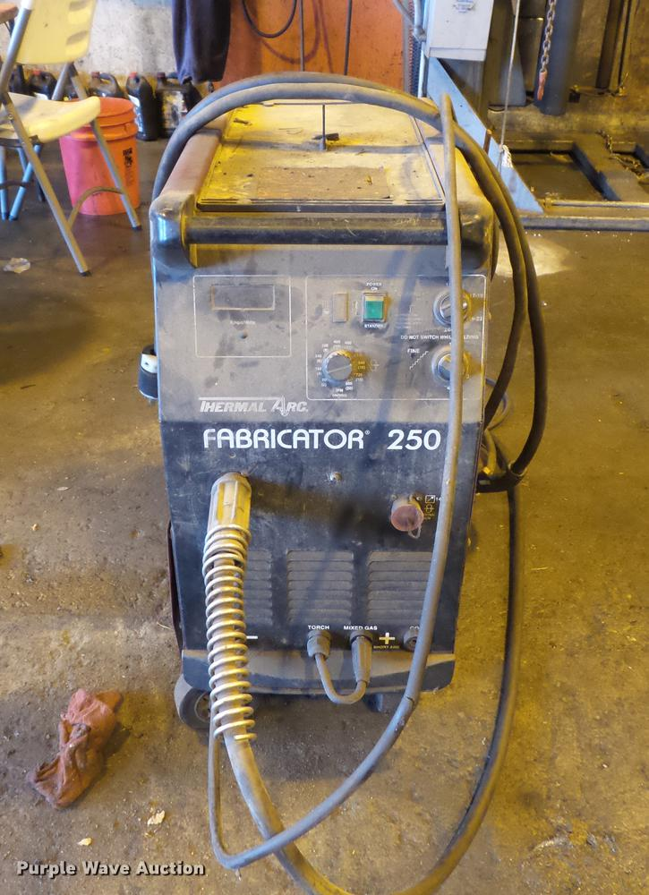 Thermal Fabricator 250 wire feed welder