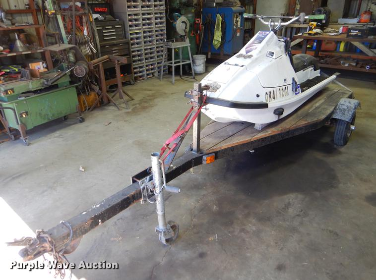 1991 Kawasaki X2 personal watercraft