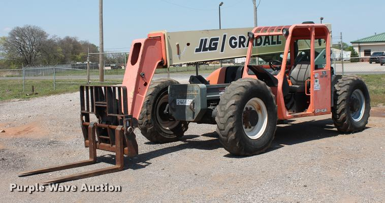 2004 JLG Gradall G9-43A telehandler