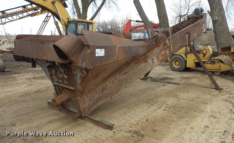 Eagle Iron Works auger