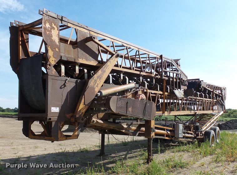 Kolberg 636-120 conveyor