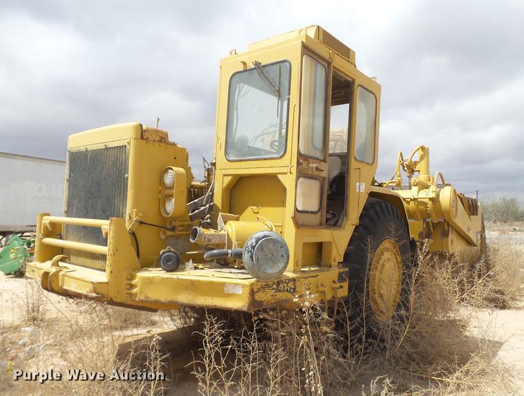 Caterpillar 631C conventional scraper