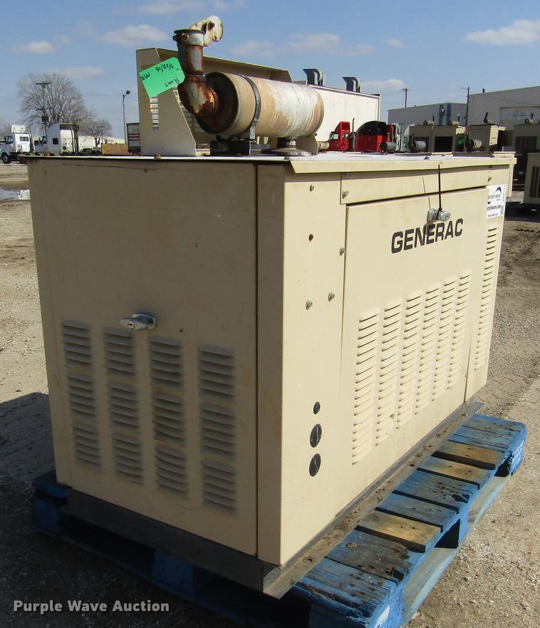 1998 Generac 00995-1 generator