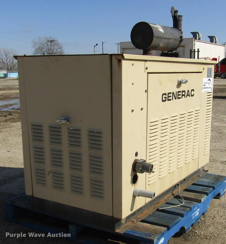 1998 Generac 00752-6 generator