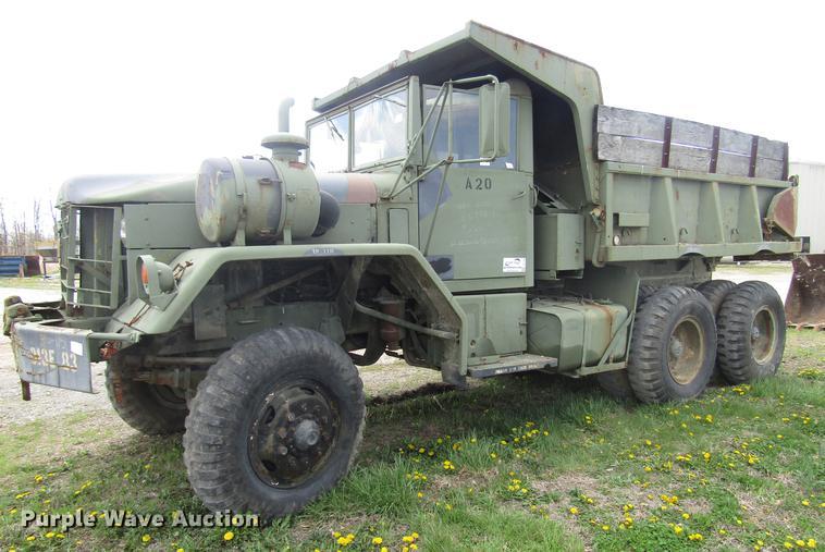 Am General dump truck