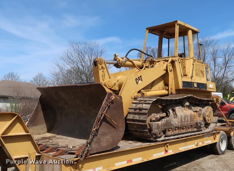 Caterpillar 963 track loader