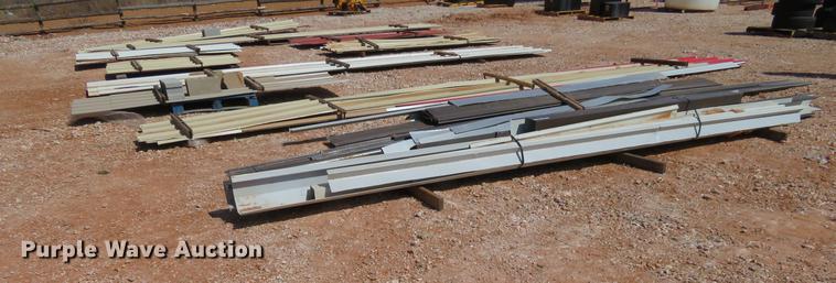 26 gauge steel panels