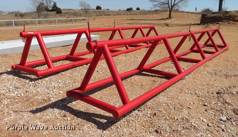 (2) pipe racks
