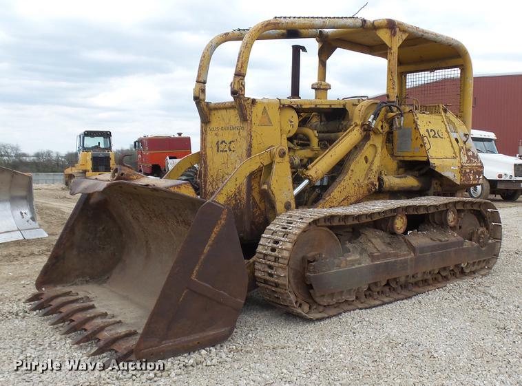 Allis-Chalmers 12G track loader