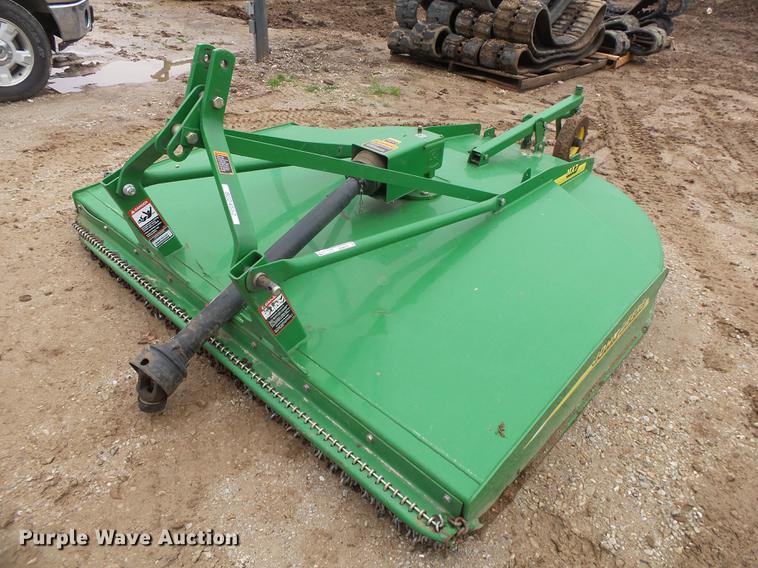 John Deere MX7 rotary mower