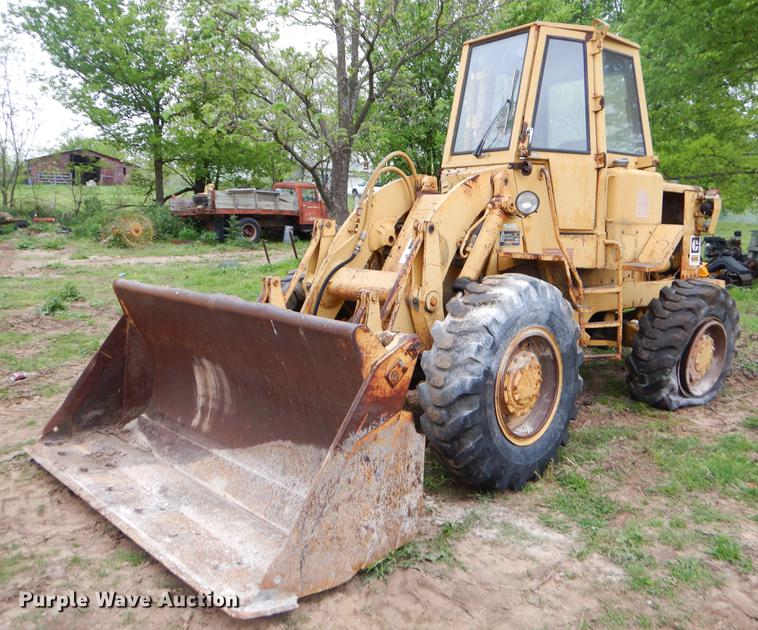 Caterpillar 920 wheel loader