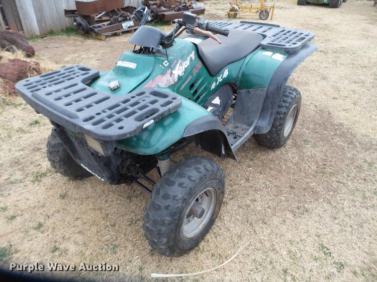 1996 Polaris 300 ATV