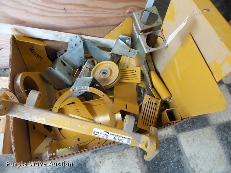 Vermeer machine brackets