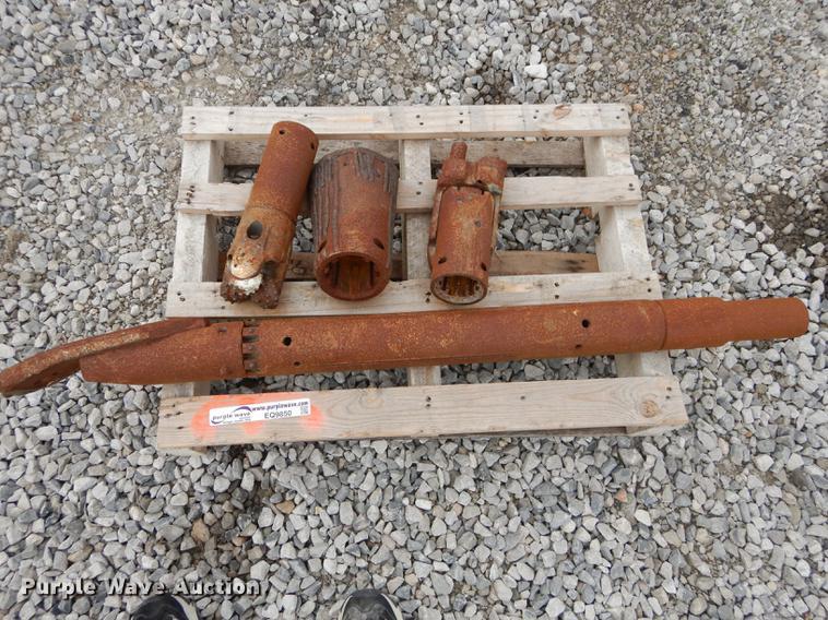 Spline lock drill head