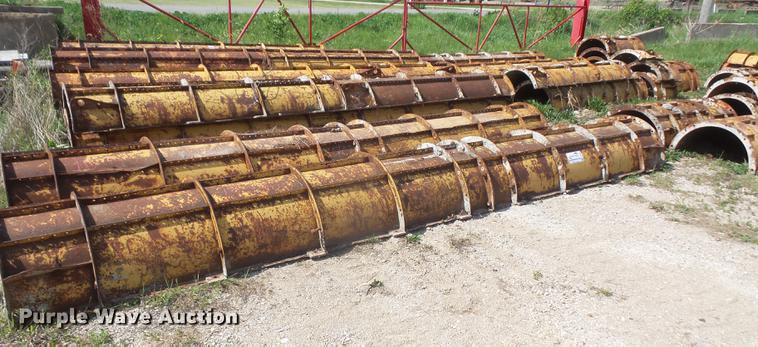 (25) Efco pier column forms