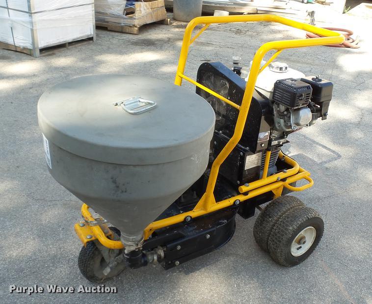 Benron Equipment stucco sprayer