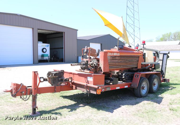 1995 Ditch Witch JT820 directional boring unit