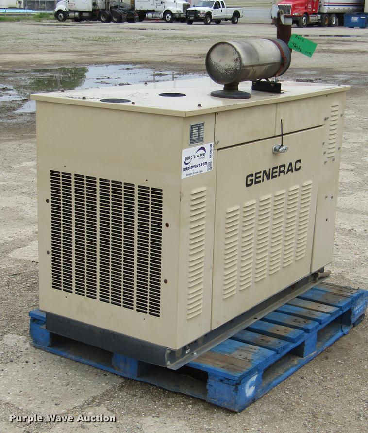 1998 Generac 00998-0 generator