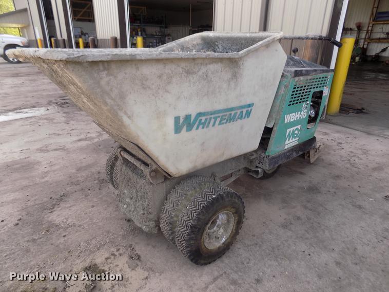 MQ Whiteman WBH-16 power buggy