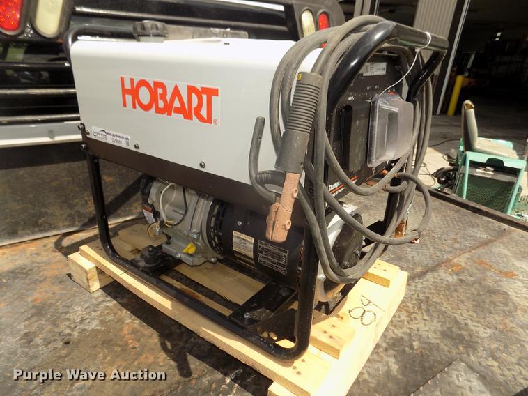 Hobart welder/generator
