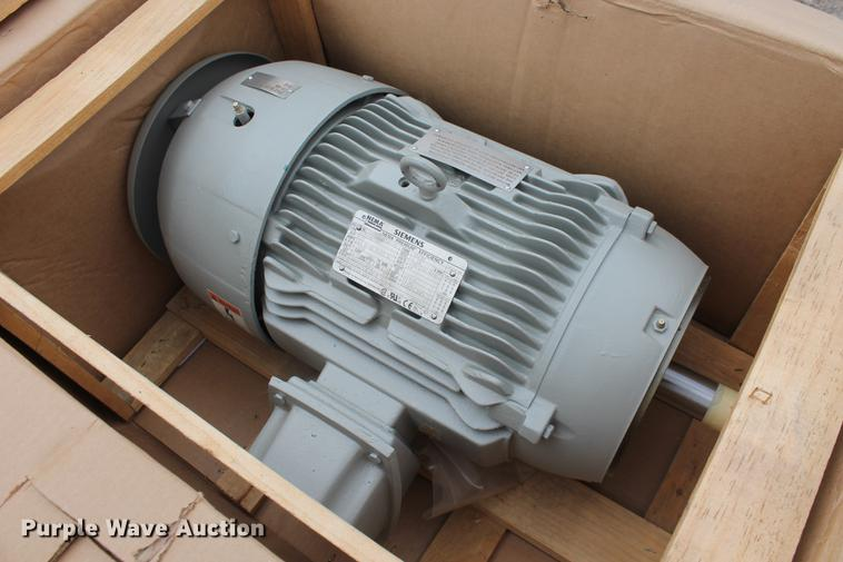 Siemens SD100 motor