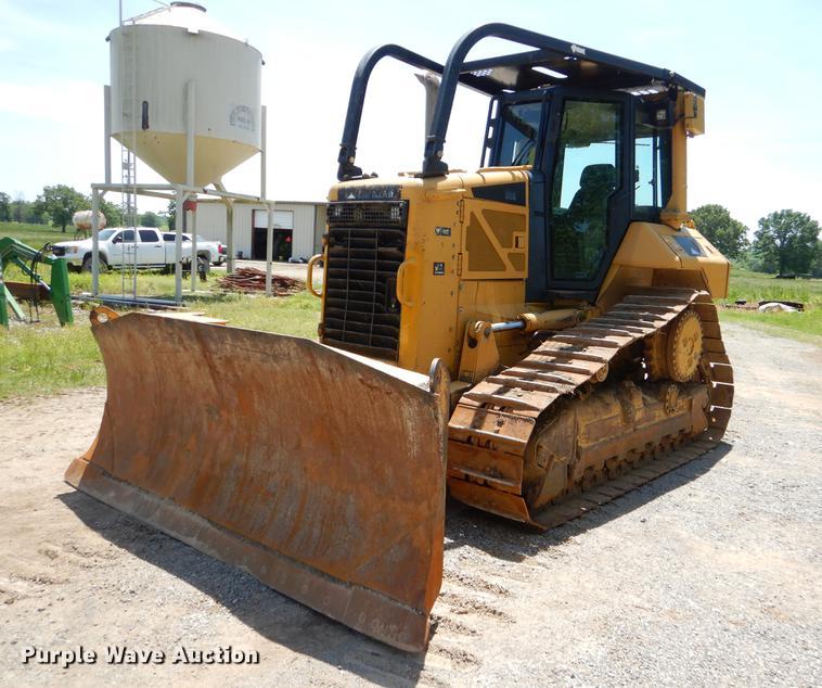 Caterpillar D6N XL dozer