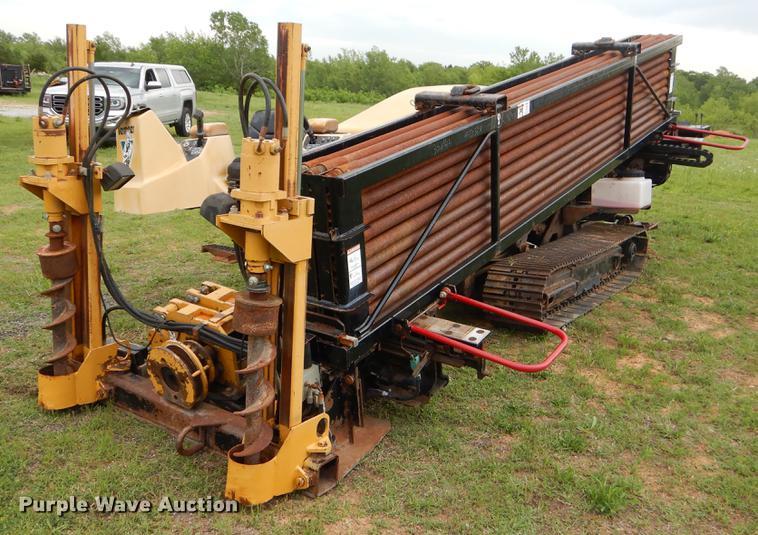 Vermeer D33X44 directional boring unit
