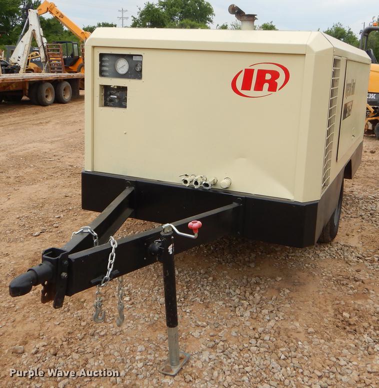 Ingersoll Rand 375 air compressor