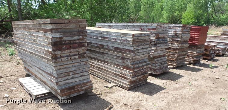 Symons concrete forms