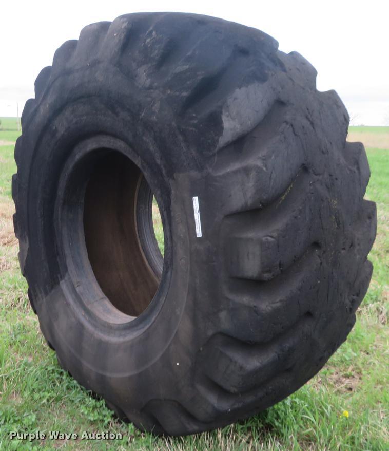 Firestone 33.25-35 tires