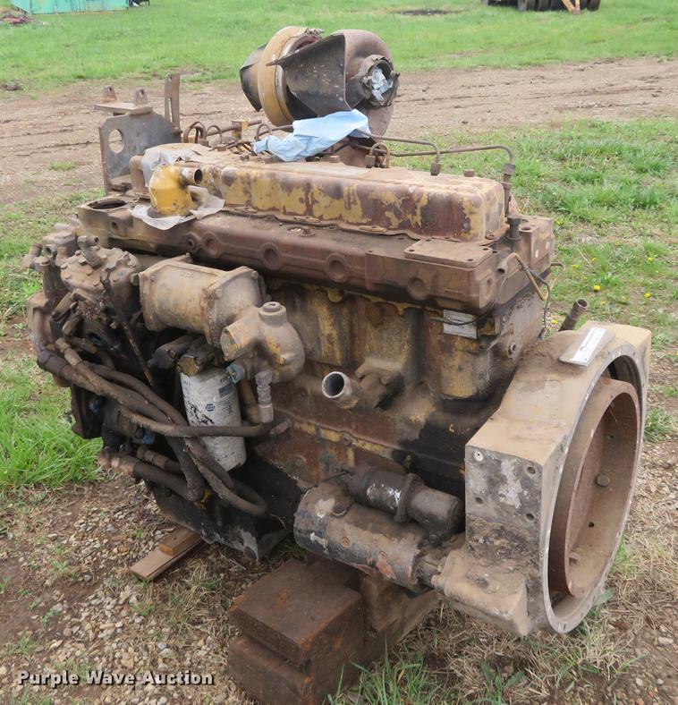 Caterpillar 3306 engine