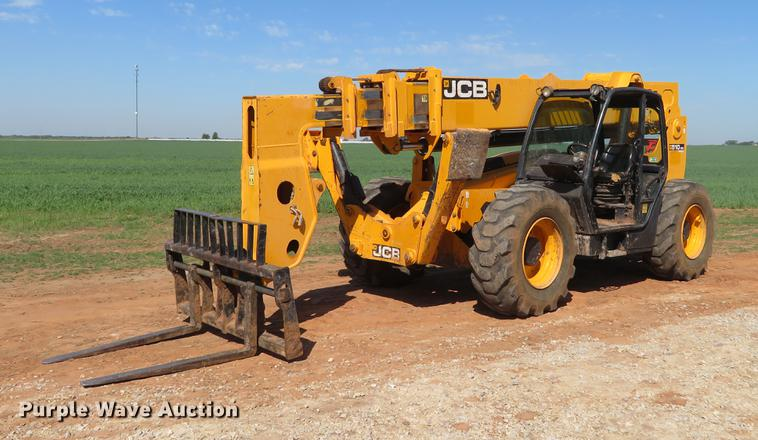 2012 JCB 510-56 telehandler