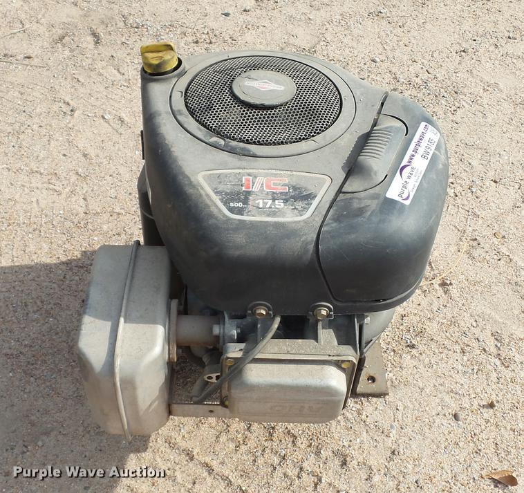 2009 Briggs & Stratton single cylinder gas engine