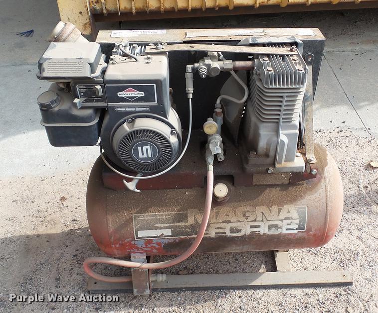 Magna Force air compressor