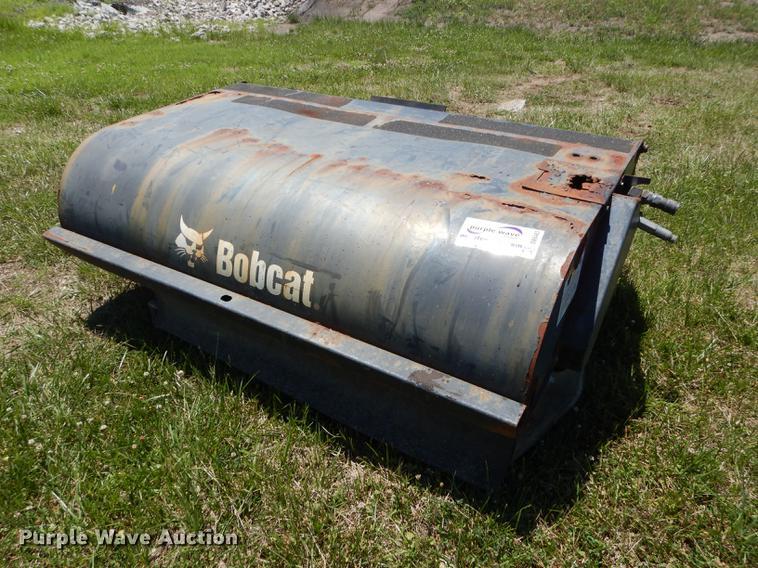 Bobcat broom