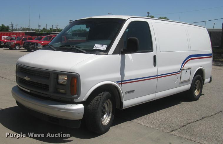 1998 Chevrolet Express G1500 Cargo van