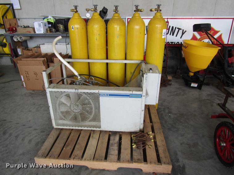 SBA UE1 filling station