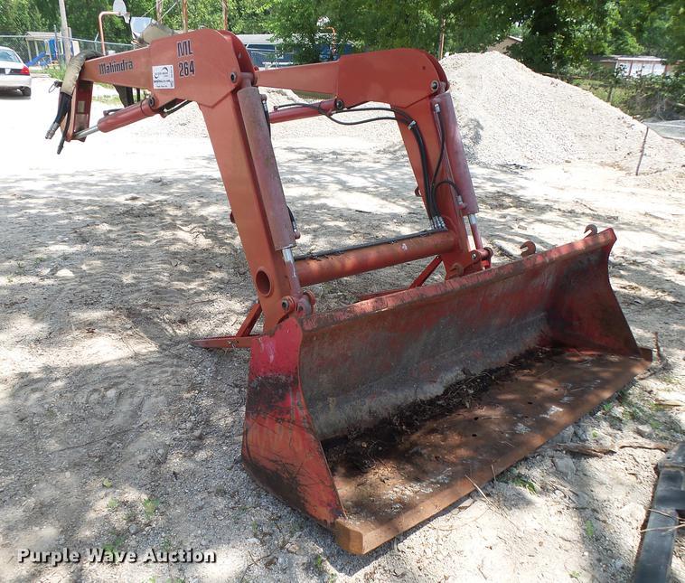 Mahindra ML264 loader