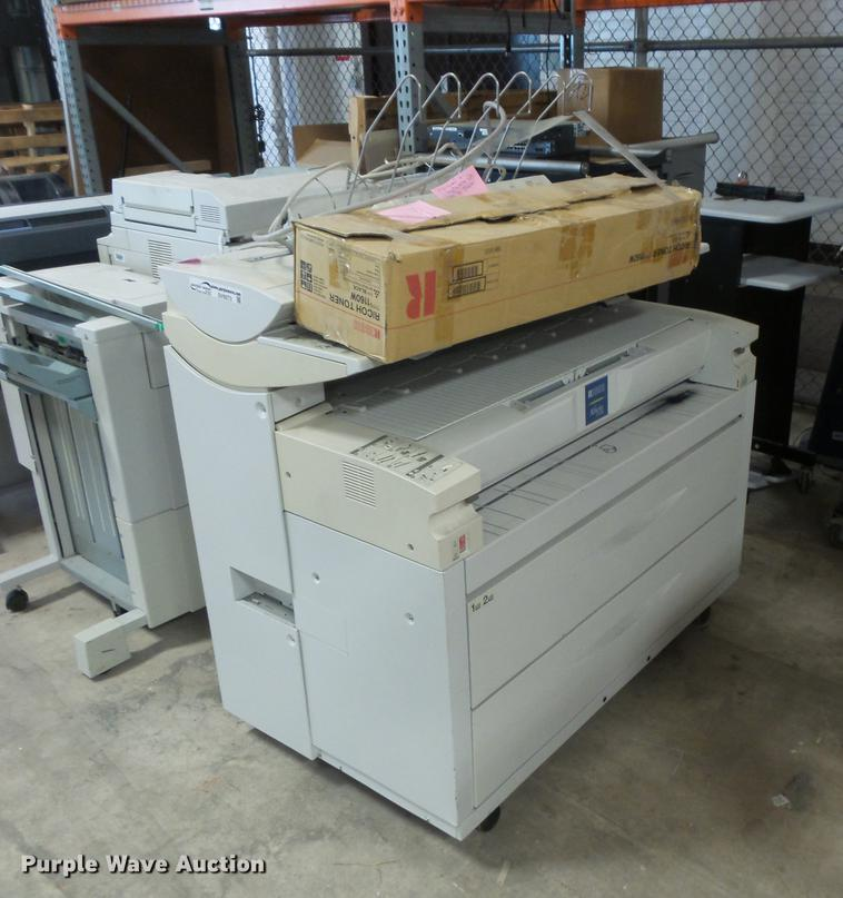 Ricoh 470W copy machine