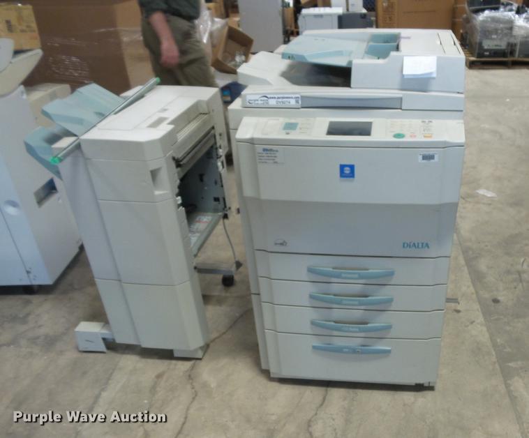 Minolta digital copy machine